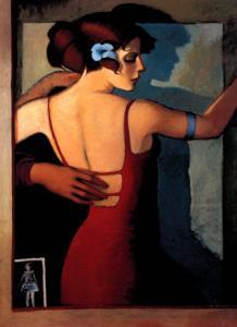 Mirror Dance by Bill Brauer