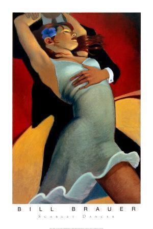 Scarlet Dancer
