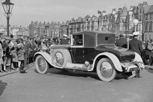 Hispano-Suiza 30 hp of M Graham-White at the Southport Rally, 1928 by Bill Brunell