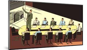 Boardroom by Bill Butcher