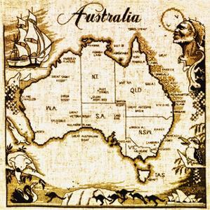 Australia by Bill Cannon