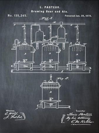 Pasteur Chalk by Bill Cannon