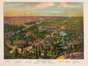 Philadelphia-1876 by Bill Cannon