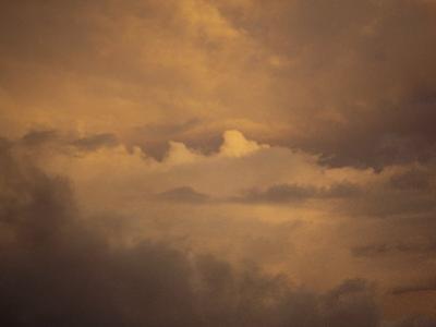A Cloud-Filled Sky