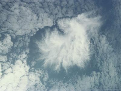 Clouds Above the Hawaiian Islands