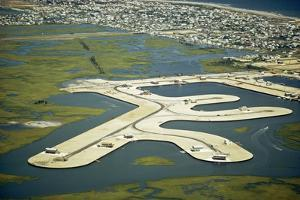 New Jersey, Sand Fill Allows for Residential Contruction to Invade Wetlands by Bill Curtsinger