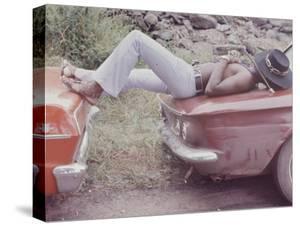 Woodstock Music and Art Festival by Bill Eppridge
