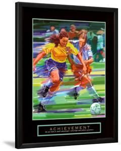 Achievement: Soccer by Bill Hall
