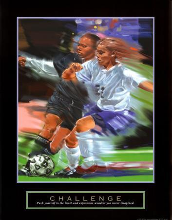 Challenge: Soccer