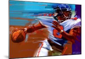 Determination: Quarterback by Bill Hall