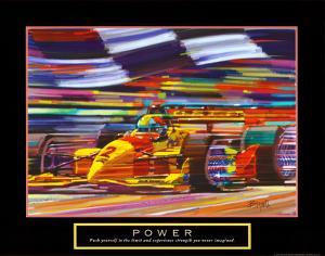 Power: Formula 1 by Bill Hall