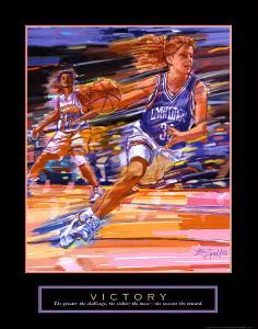 Victory: Basketball by Bill Hall