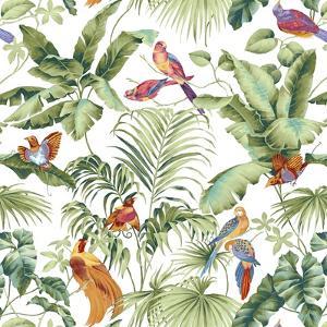 Jungle Canopy Spring by Bill Jackson