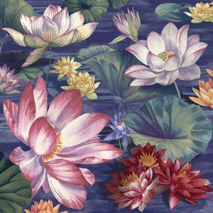 Lily Pool by Bill Jackson