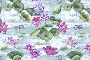 Lotus Stream Opal by Bill Jackson