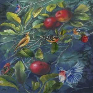 Orchard Life Image by Bill Jackson