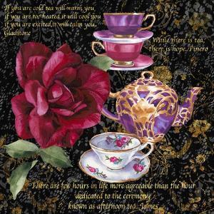 Tea Time 1 by Bill Jackson