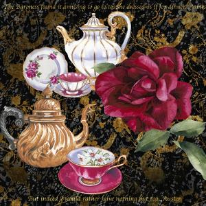 Tea Time 3 by Bill Jackson