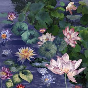 Water Blossoms by Bill Jackson