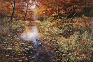 Autumn Gold by Bill Makinson