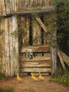 Farmyard Friends by Bill Makinson