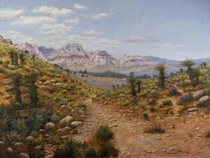 Old Spanish Trail by Bill Makinson