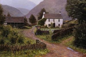 Yew Tree Farm by Bill Makinson