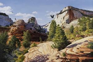 Zion 2 by Bill Makinson