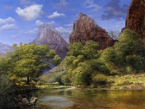 Zion by Bill Makinson