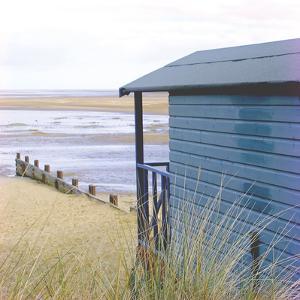 Beach Hut - Rest by Bill Philip