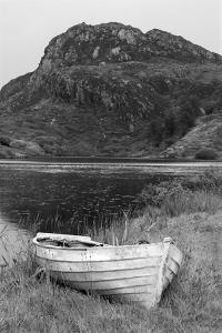 Marshy Mooring by Bill Philip