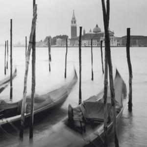 Venetian Gondolas III by Bill Philip