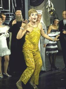 """Angela Lansbury Opens on Broadway in """"Mame"""" to a Standing Ovation by Bill Ray"""