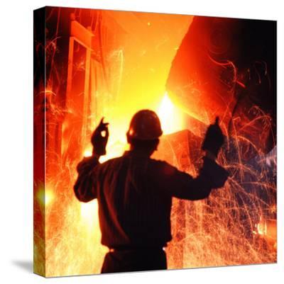 Compania de Acero Del Pacifico Steel Mill, Chile