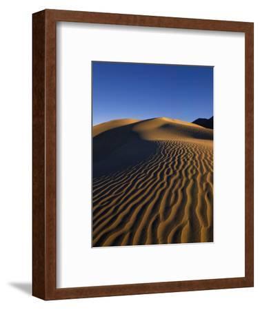Sand Dunes in Death Valley