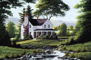 Serenity by Bill Saunders