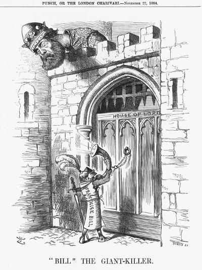 Bill the Giant-Killer, 1884-Joseph Swain-Giclee Print