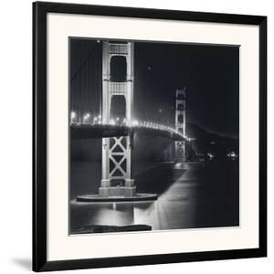 Golden Gate Nightscape by Bill Voight