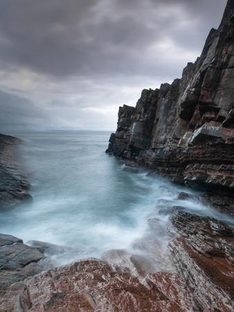 Bay of Stoer, Sutherland, Highland, Scotland, United Kingdom, Europe