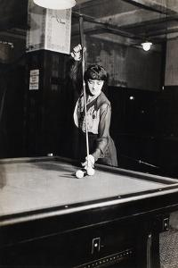 Billiard Champion, 1917