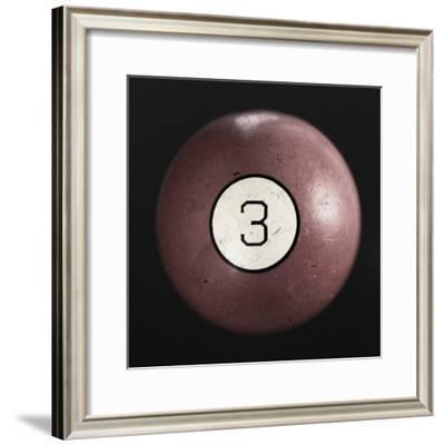 Billiard IV-Chris Dunker-Framed Giclee Print