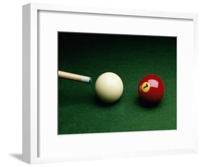 Billiards Still Life