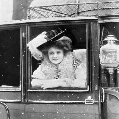 Billie Burke (1885-197), American Actress, 1908-1909-Alfred & Walery Ellis-Giclee Print