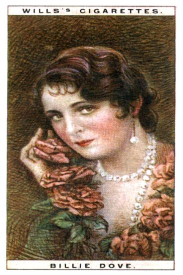 Billie Dove (1903-199), American Actress, 1928- WD & HO Wills-Giclee Print