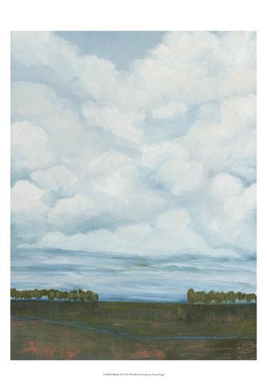 Billow II-Grace Popp-Art Print