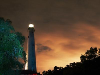 Pensacola, Florida Lighthouse. Established in 1824, it is the Tallest and Oldest Lighthouse on the by Billy Gadbury