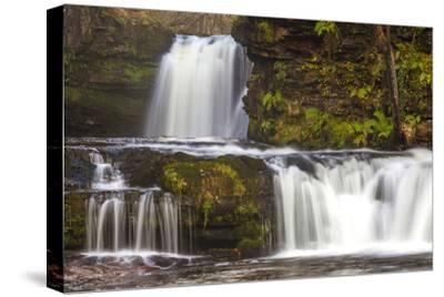 Brecon Beacons Waterfall, Powys, Wales, United Kingdom, Europe