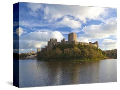 Pembroke Castle, Pembrokeshire, Wales, United Kingdom, Europe