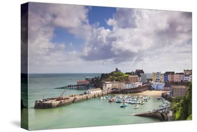 Tenby Harbour, Pembrokeshire, West Wales, Wales, United Kingdom, Europe