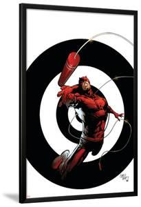 Dark Reign: The List - Daredevil No.1 Cover: Daredevil by Billy Tan